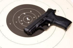 NRA Basics of Pistol Shooting Class